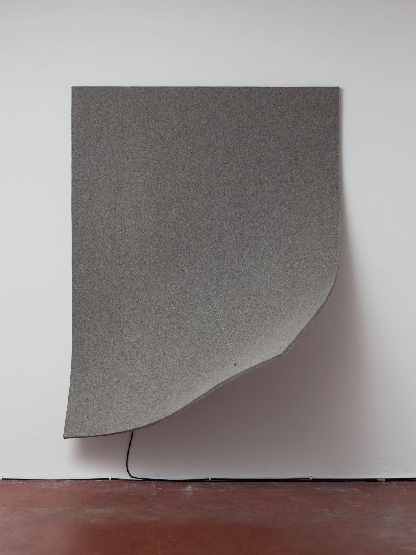 Work On Felt (Variation 13) Grey