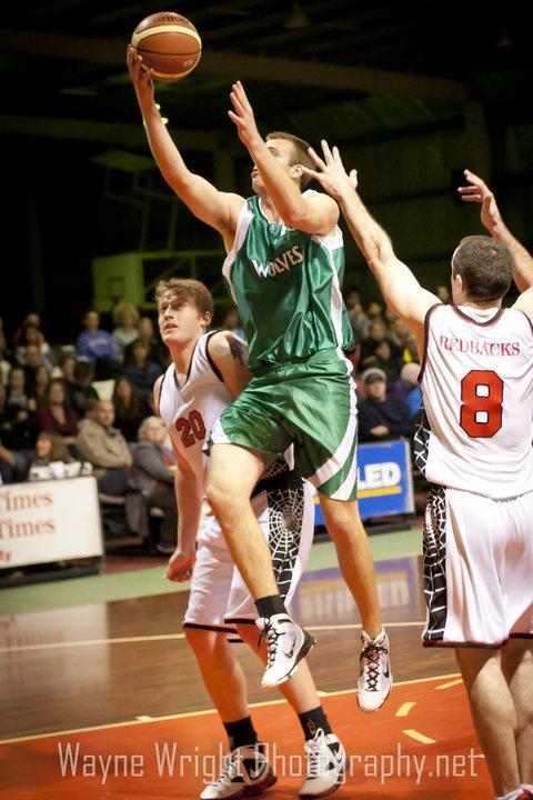 Zach Coverstone  Waneroo Wolves  AUSTRALIA