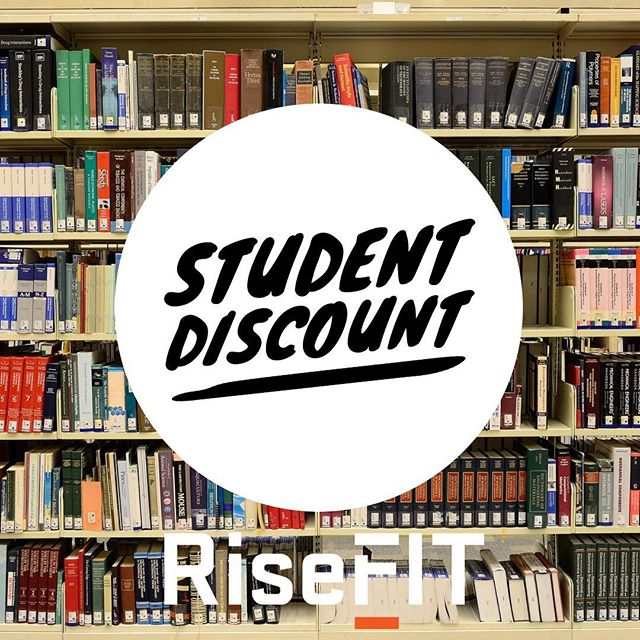 STUDENT DISCOUNT ALERT 🚨 🚨 Home from college? Or just on summer vacation? We have an AWESOME student discount on our monthly unlimited plan that will keep you sweating all summer long - for only $150/month! DM us for details on how you can score this deal! #studentdiscount #summer2018 #summersale #getfitforsummer #thingstodo