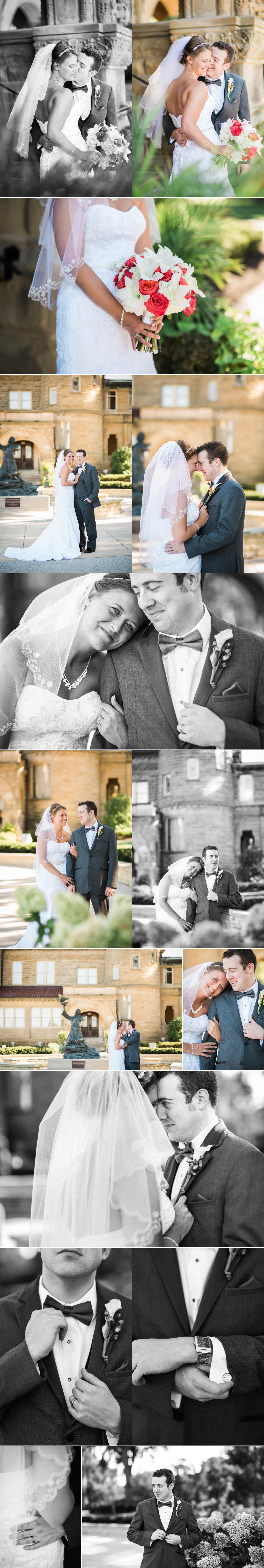 fort wayne-indiana-wedding-bride-groom-ceremony-wedding day-love-ceruti's-morgan ruth photography-university of st francis-brookside mansion