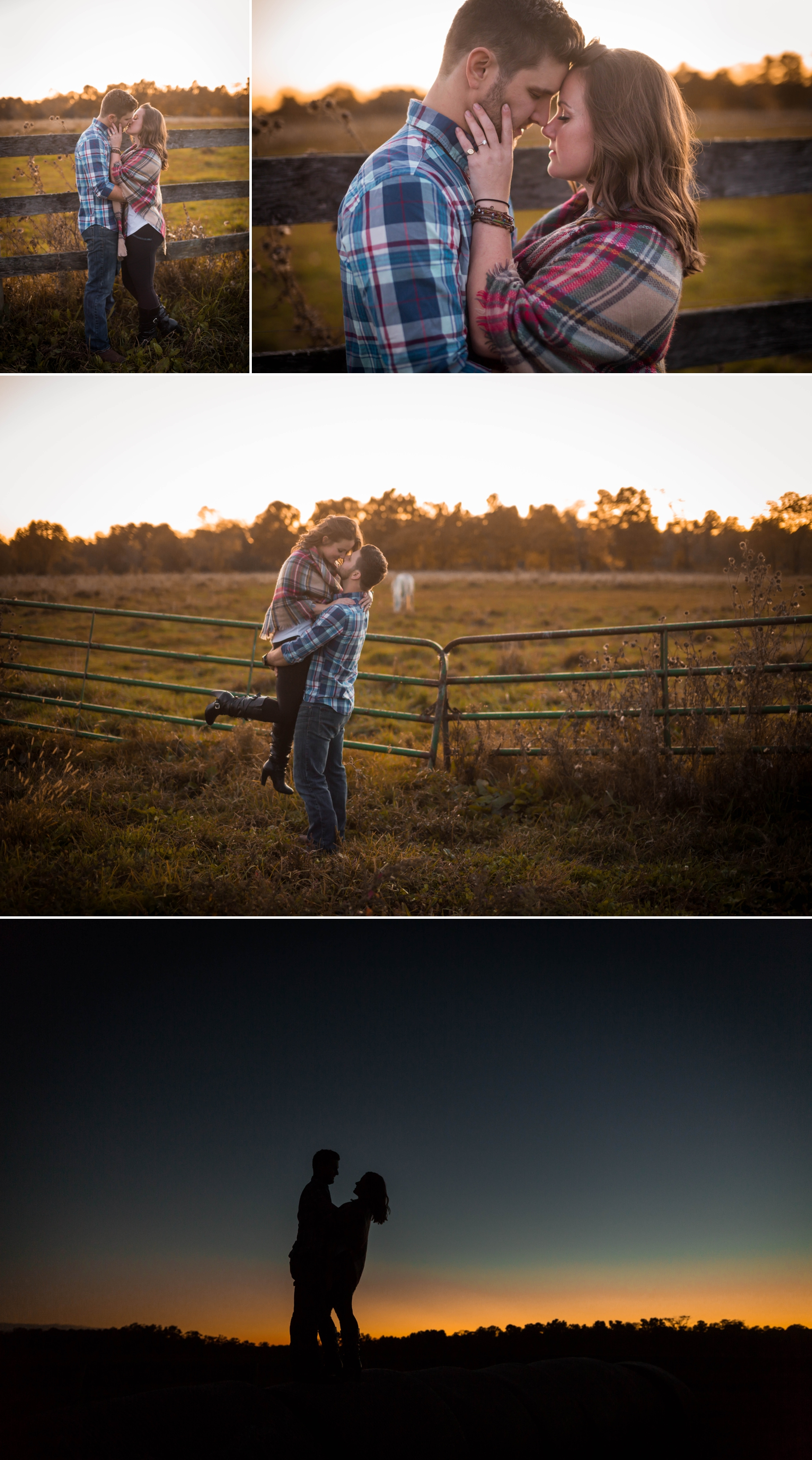 engagement session-farm-horse-purdue university-purdue-lafayette indiana-west lafayette-indiana-fort wayne-fort wayne indiana-indianapolis-wedding photographer-couple-fall