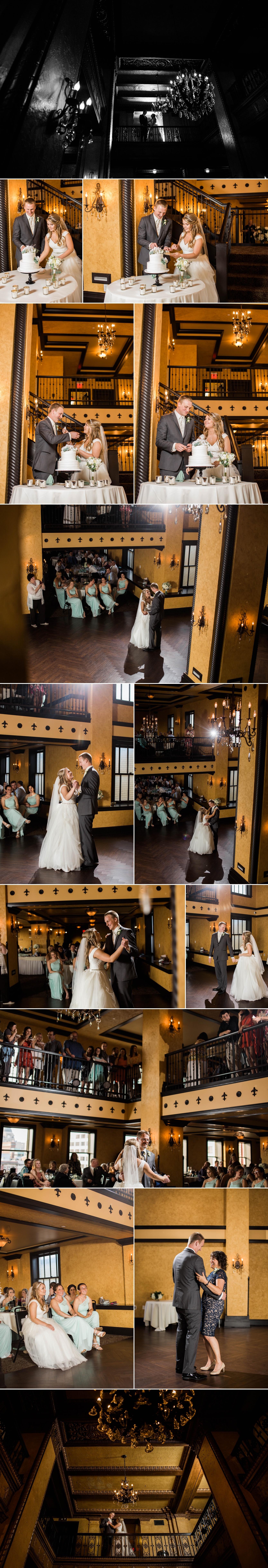 embassy - fort wayne - indiana - reception - wedding