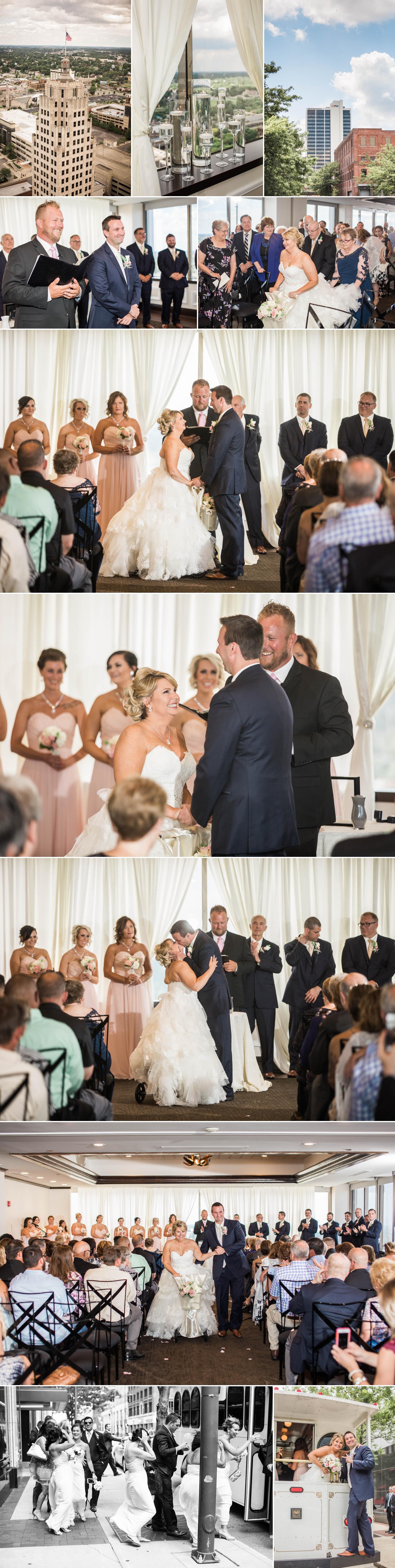 wedding day-wedding-getting ready-bride-details-wedding dress-love-downtown-fort wayne-wedding party-ceremony-empyrean