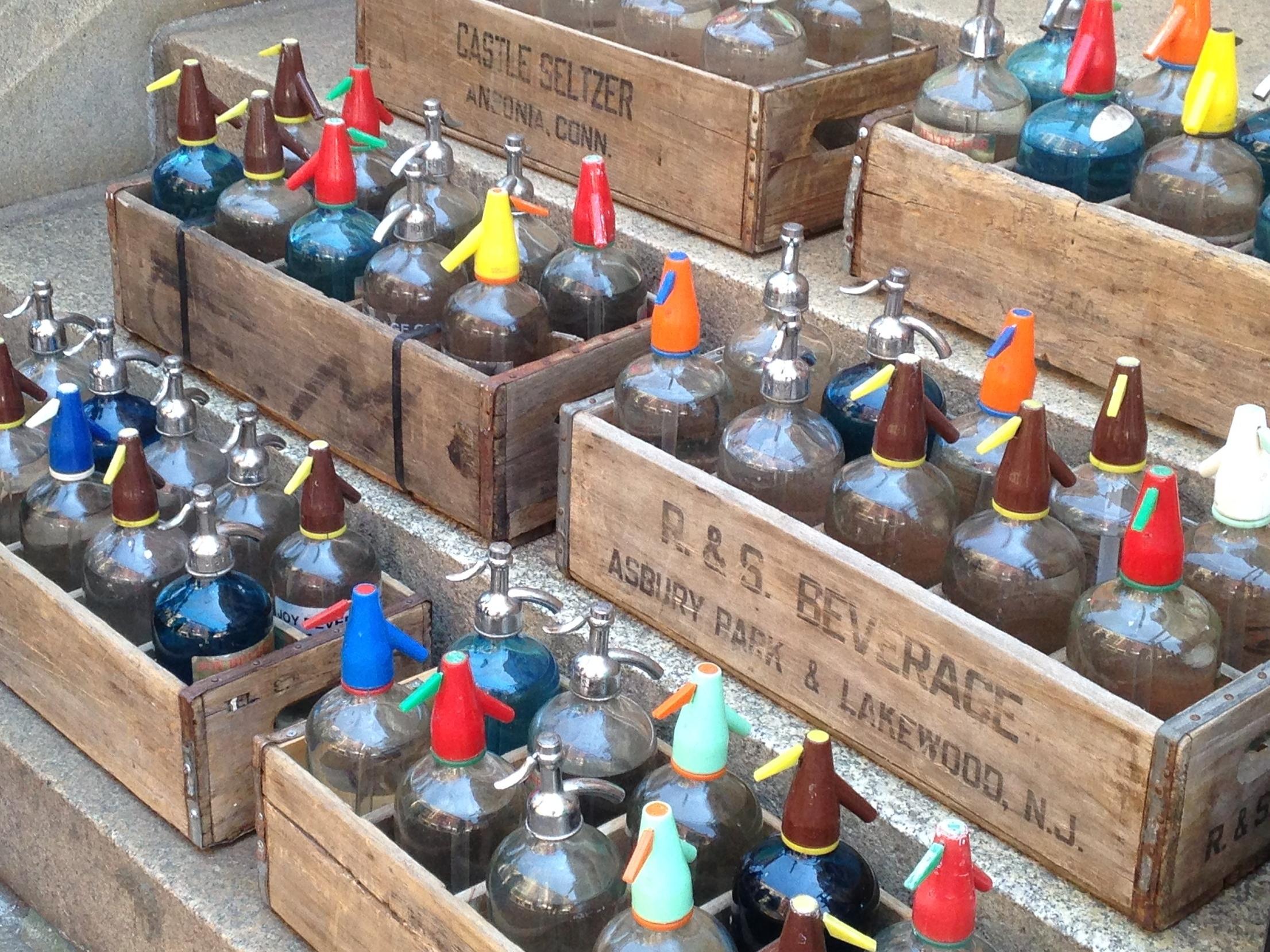old fashioned seltzer bottles LES.JPG