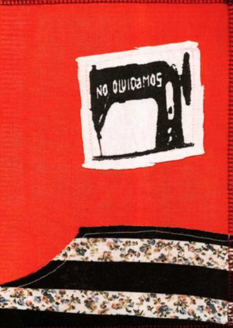 Cover of No Olvidamos, written and published by Simbiosis Cultural, a Bolivian youth organization in Buenos Aires.