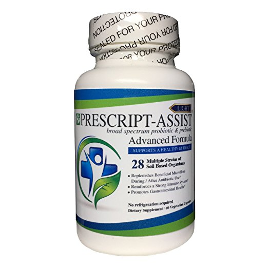 Probiotic: Daily Probiotic from Prescript-Assist  Recommended by my functional nutritionist. I take one of these every morning for a healthy gut and digestion.