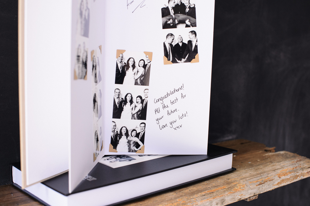 FREE Photo Scrapbook With Every Photo Booth