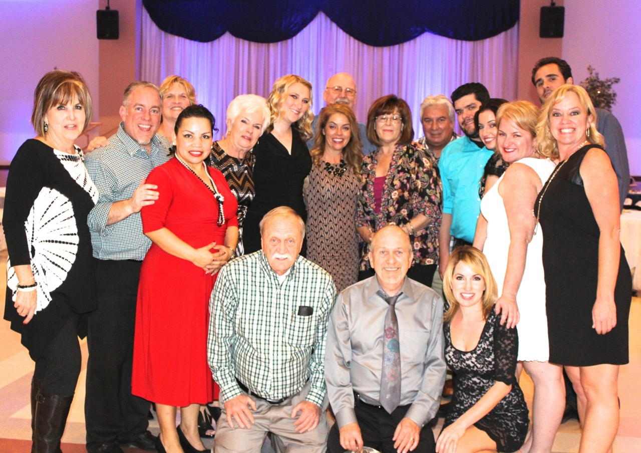 Timothy R. Retirement Party  Ganon Hall | La Mirada