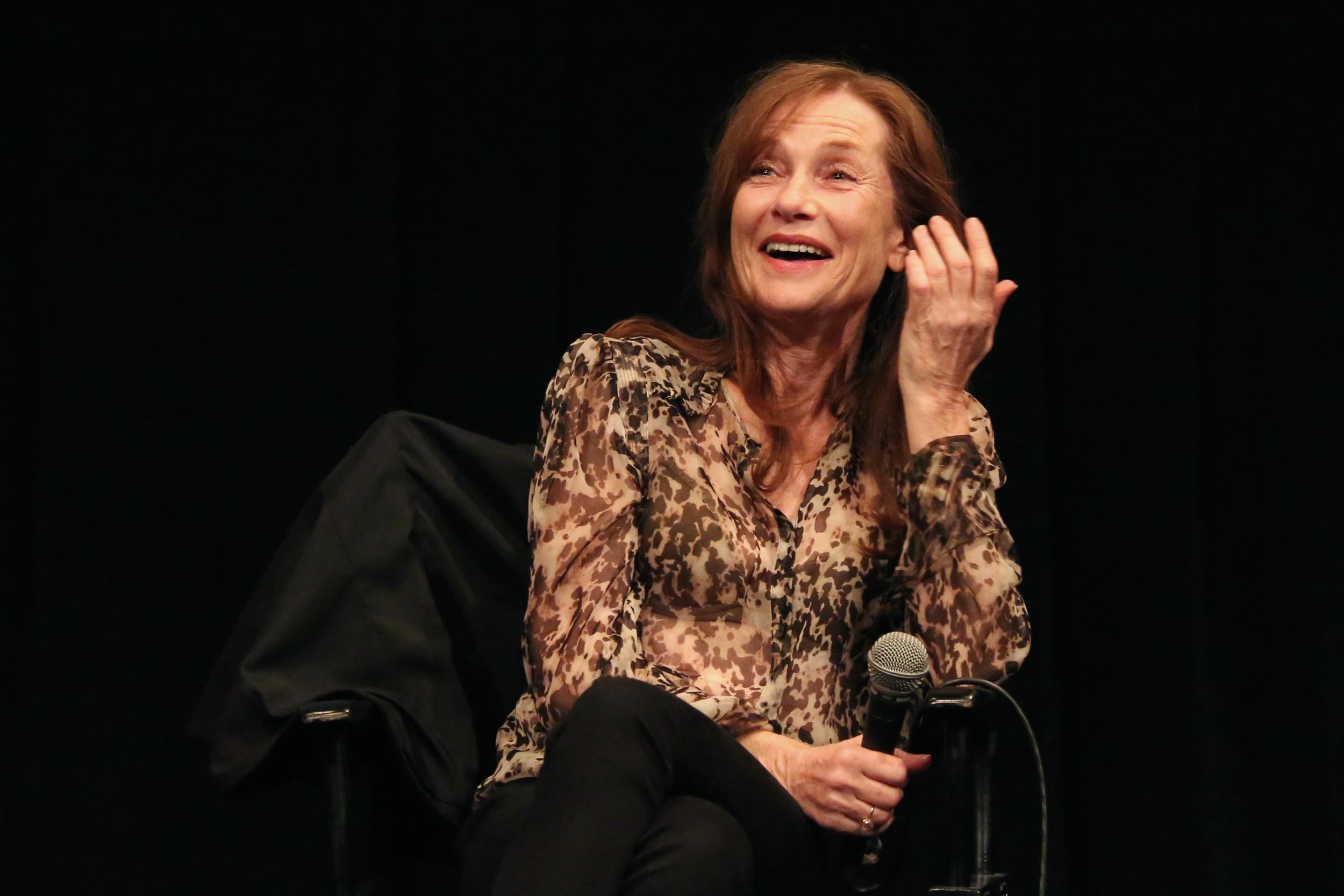 Isabelle Hupert