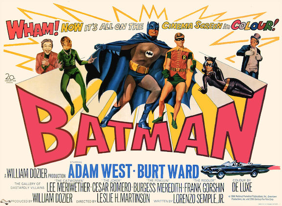 Batman movie from 1966