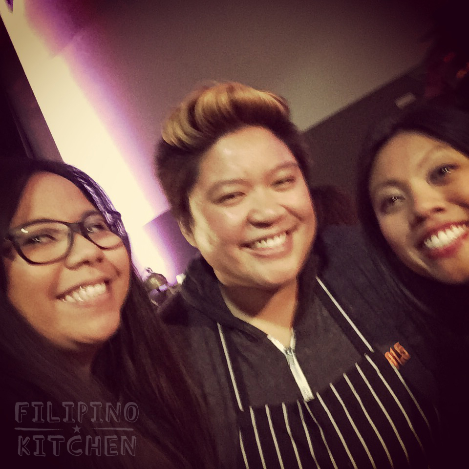 FK Women and Chef Chrissy Camba