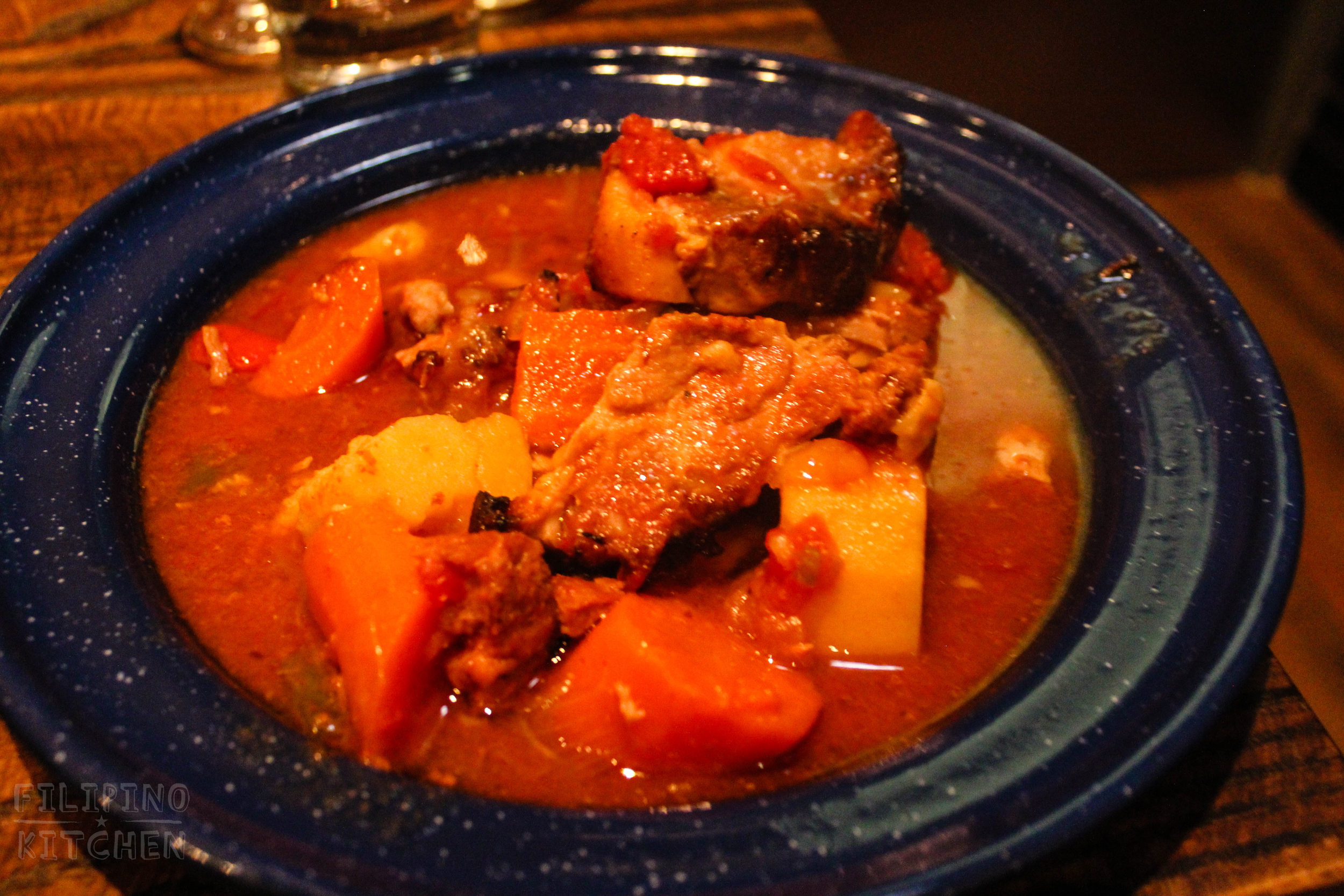 Pork Kaldereta