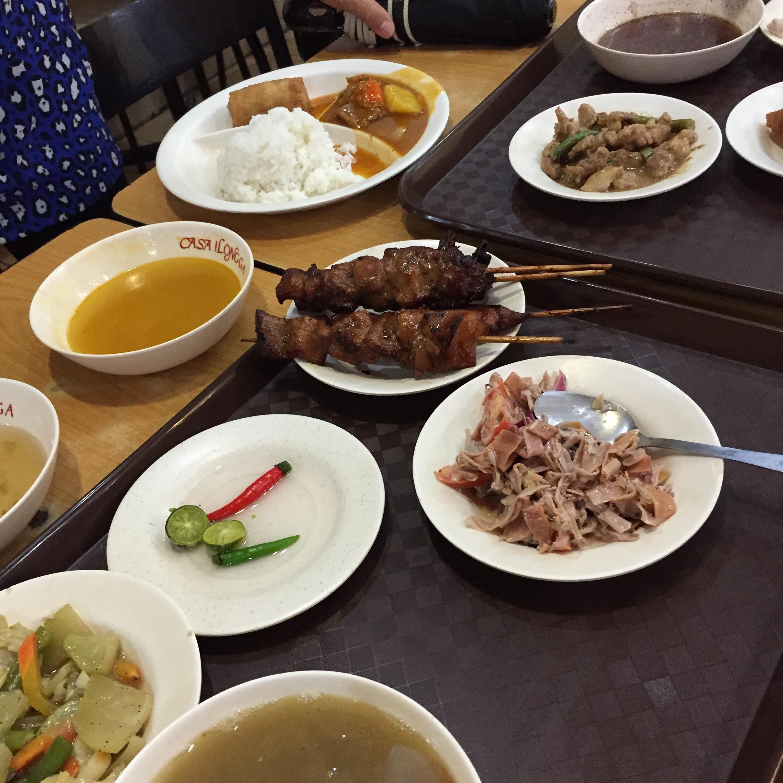 An Abundance of Brown – Casa Ilongga, Pasay City