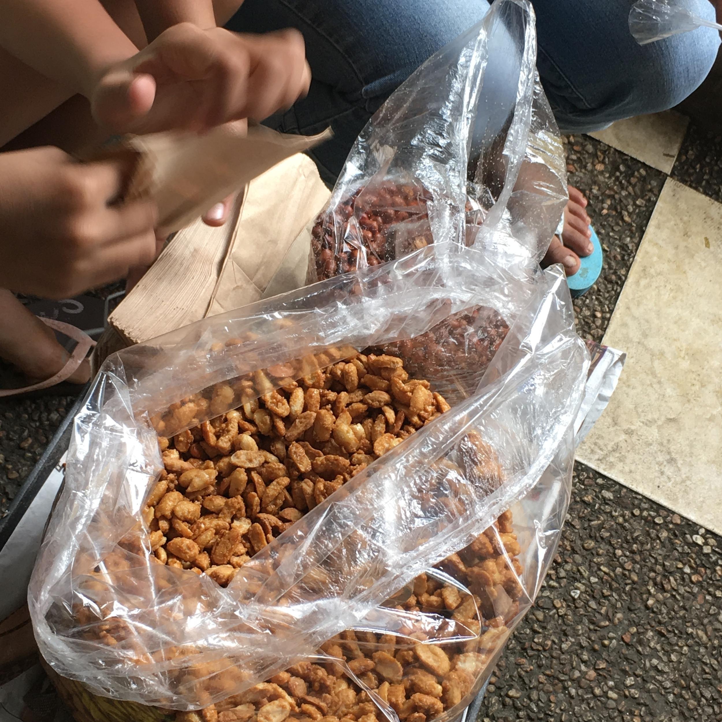 Honey Roasted Pili