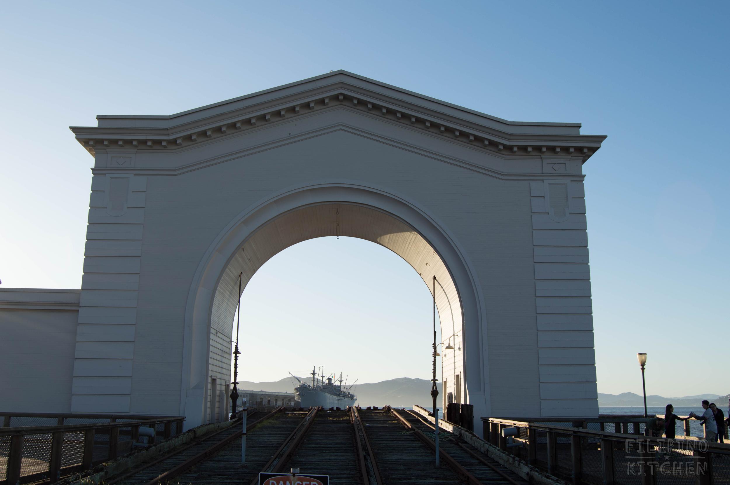 Near Pier 39