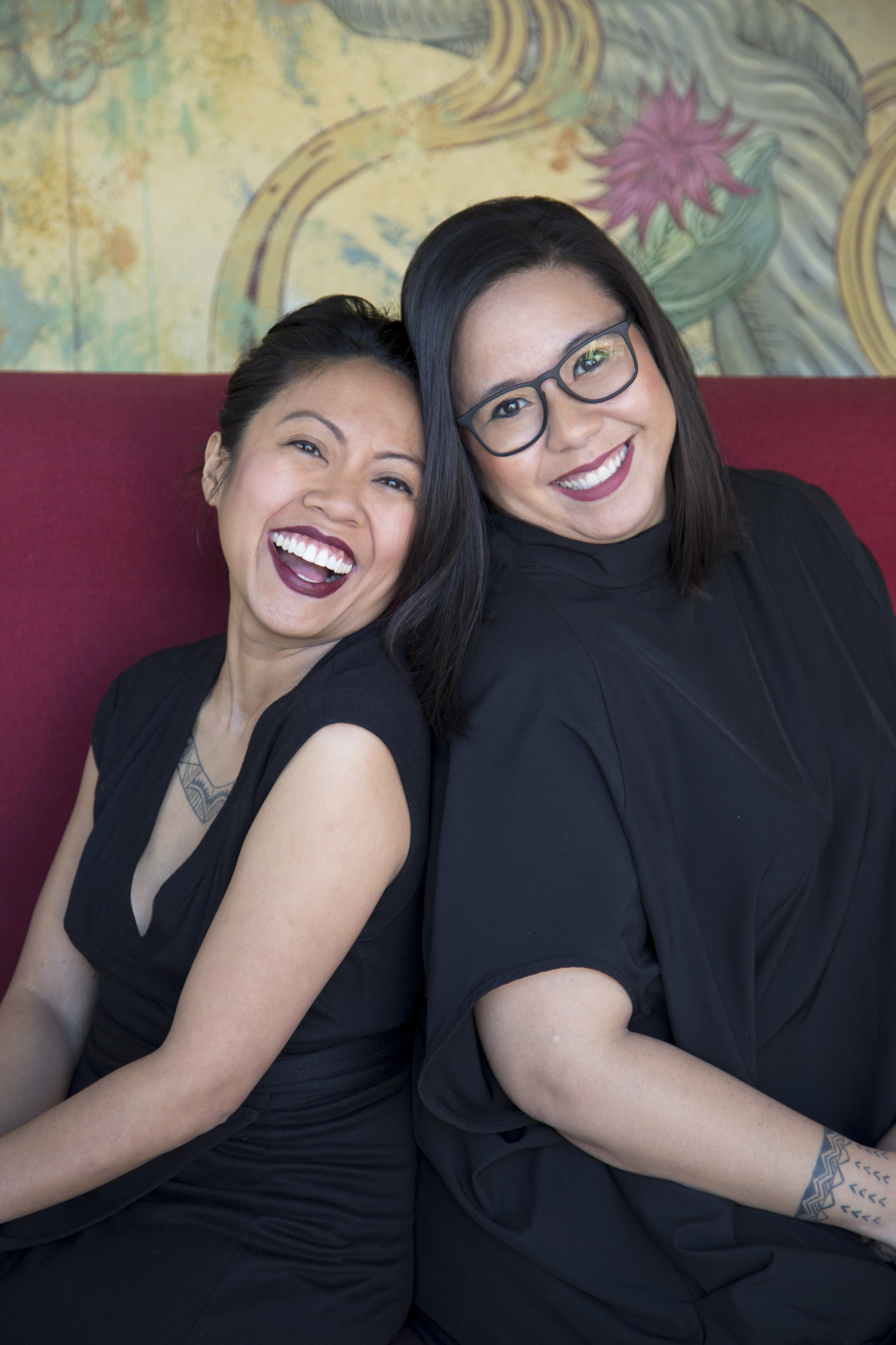 """Two years in a row! Thanks to NewCity for naming Filipino Kitchen to their annual Big Heat: Chicago's Food and Drink Fifty List again!   Photo: Monica Kass Rogers  41 Sarahlynn Pablo and Natalia Roxas Chefs Filipino Kitchen is a joint effort of Sarahlynn Pablo, a writer, and Natalia Roxas, a photographer, both of whom put time into the kitchen to bring the food of the Philippines to Chicago. Chicagoans are just beginning to understand Filipino food, and that understanding is challenging because, as Pablo explains, """"our cuisine evolves as we evolve and continue to cook our foods. Our challenge as keepers of this tradition is to be inclusive while not alienating others within and outside of our communities."""" As part of their mission, Pablo and Roxas bring Filipino food to the people through events like February's Usapang Pagkain, which Pablo says """"is a discussion within the Filipino community about the food that sustains us as individuals and groups. Usapang Pagkain is an intergenerational space that explores ways to focus on how our food can support our communities physically, nutritionally, emotionally, psychically, historically, spiritually and socially.""""  Jared Rouben /Photo: Monica Kass Rogers"""