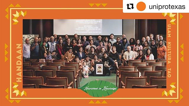 "#Dallas - please support & attend this amazing event that @uniprotexas x @fsautd  has put together! A wonderful event of being nourished by @notyourlolas' #filipino food & great convo! #Repost @uniprotexas with @get_repost ・・・ What does community mean to YOU?  Unipro TX aims to unite the Fil-Am community using our innate sense of kapwa (togetherness) - by educating the public on our identity, we strive to empower our people twoards a better future. Active throughout the Houston and Dallas areas, Unipro TX works to provide various resources and workshops that bridge the gap between generations.  Co-President, Mark Sampelo, believes that ""Communitty is the interconnectedness we all share and the strength we draw from it. By connecting with your community, you are using the strength of those who came before you to foster the growth of those who will come after you."" #filipinx #handaan #handaan2019 #handaanfeast #empowerment #kultura #empower #community #dallasnonprofit #houstonnonprofit #foodie #dallasfoodie #dallasfood"