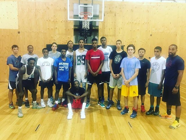 Tonight was another great high school session down at @nextlevelfactory with some of the top athletes in mass. Level Up and join us 2morrow from 6-8pm for another session (All High School Athletes are welcomed)