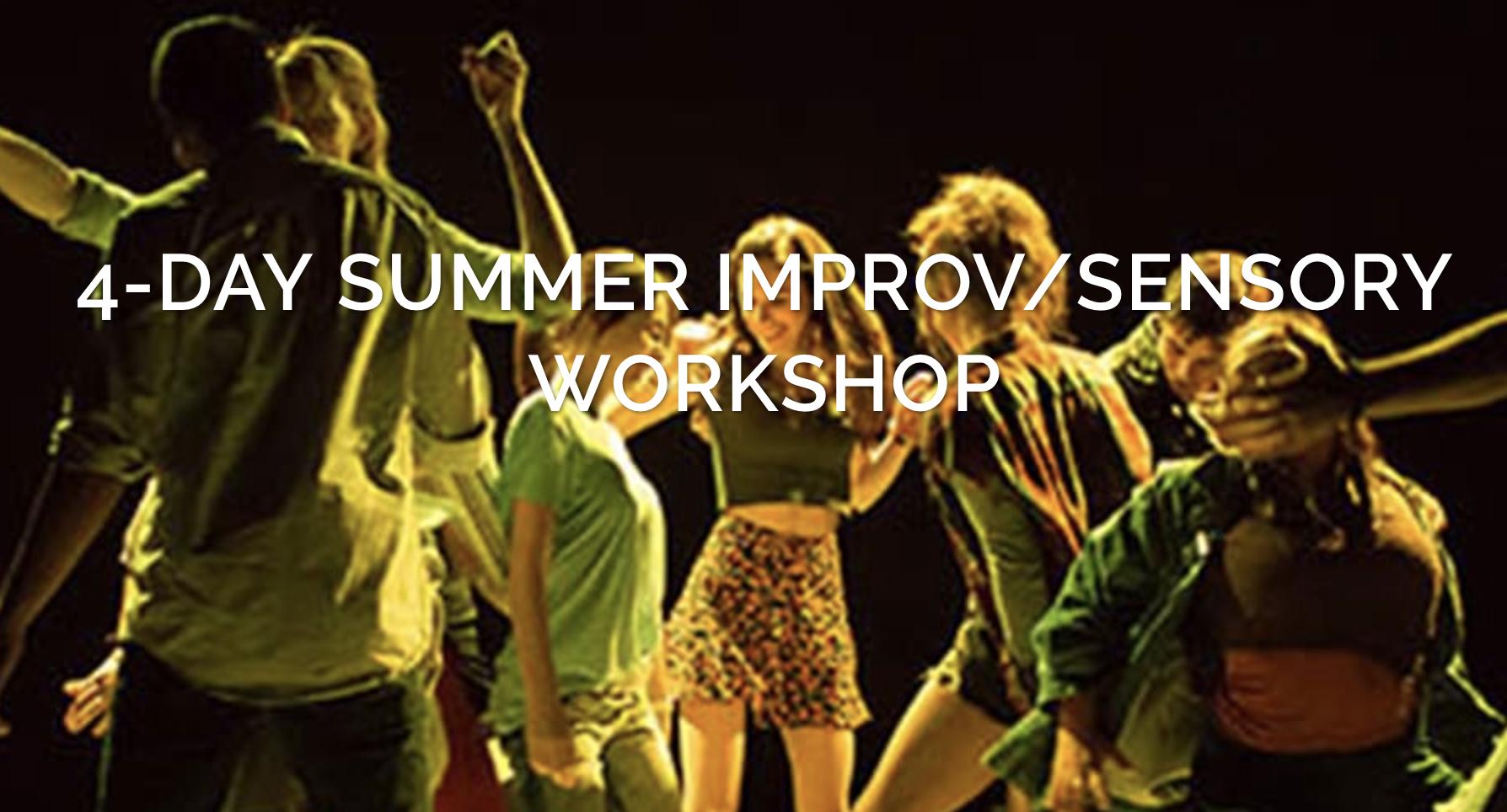 New York - Lee Strasberg Theatre & Film InstituteLee Strasberg Summer Improv/Sensory WorkshopImprov for the Comedic ActorTuesday, July 16 9:00AM – 1:00PM