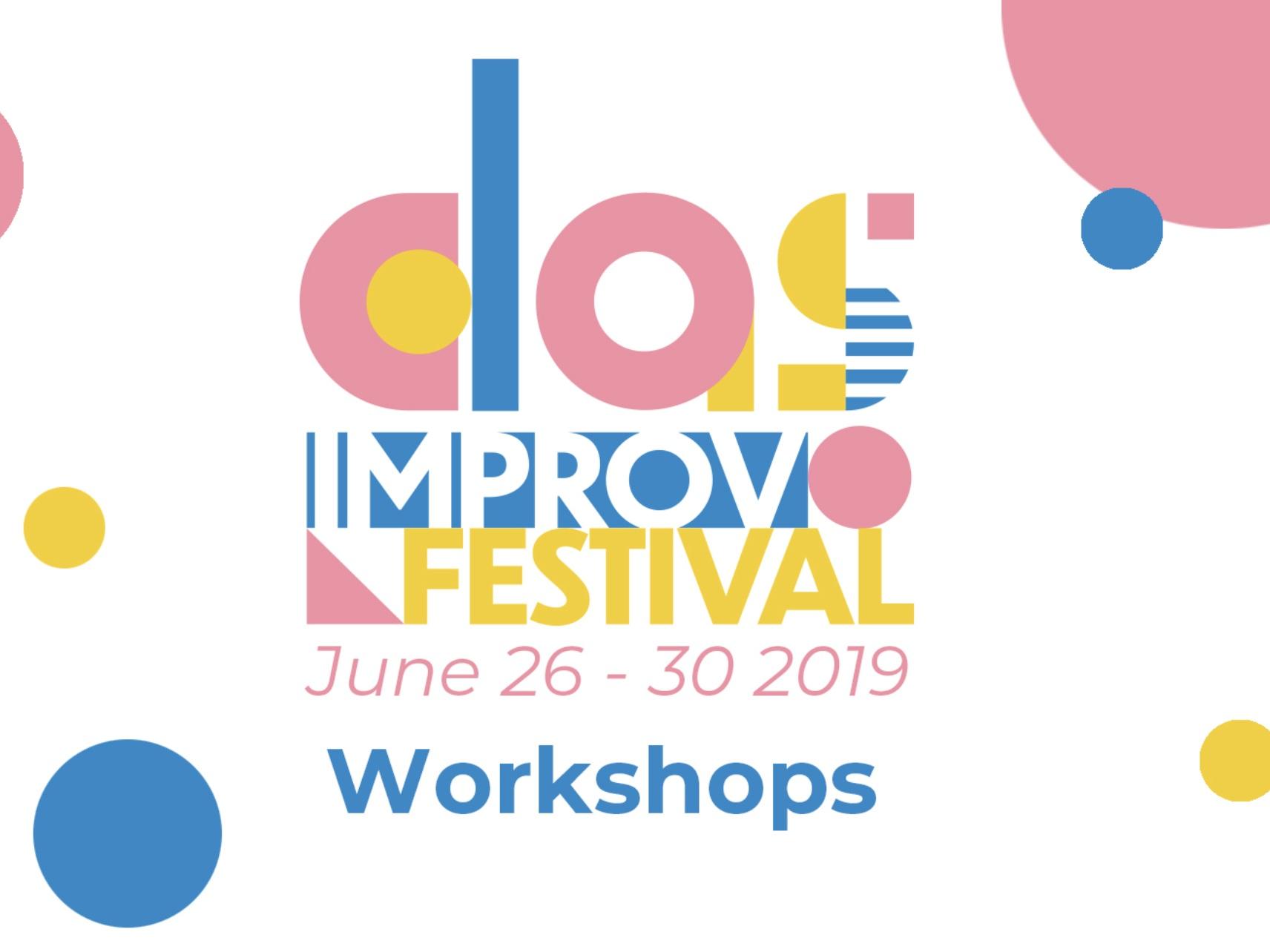 "Berlin - Das Improv Festival""On Camera Auditioning ""Thursday, 27th June1:15pm - 4:15pm REGISTER HEREDas Improv Festival Group Ownership Friday 28th June2:15pm - 5:15pm REGISTER HERE"