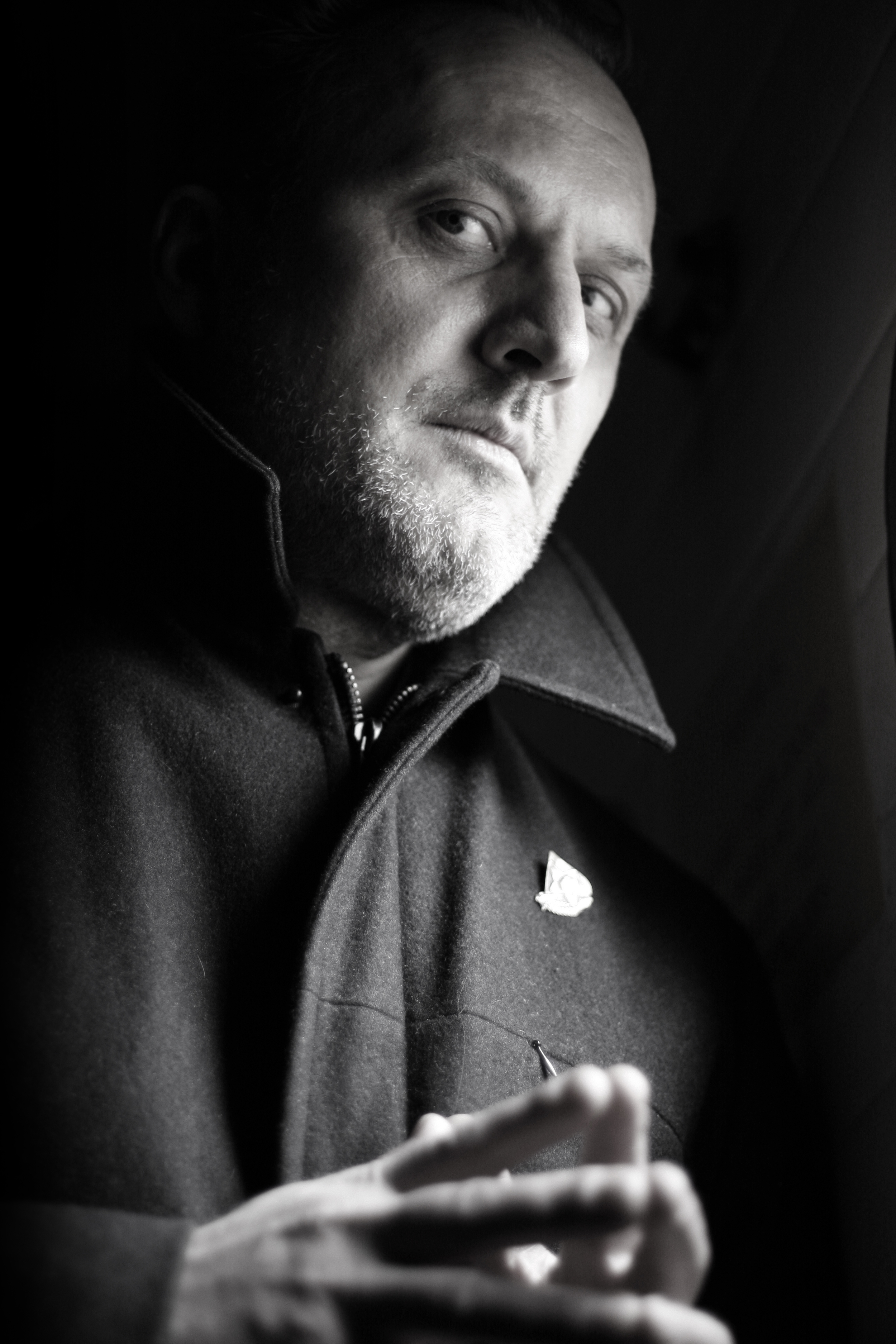 Endi Poskovic as the unflinching villain.