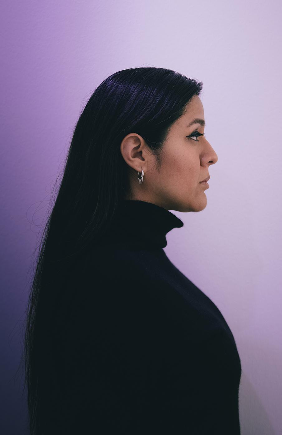 Maria Chavez. Photo by Melanie Marsman