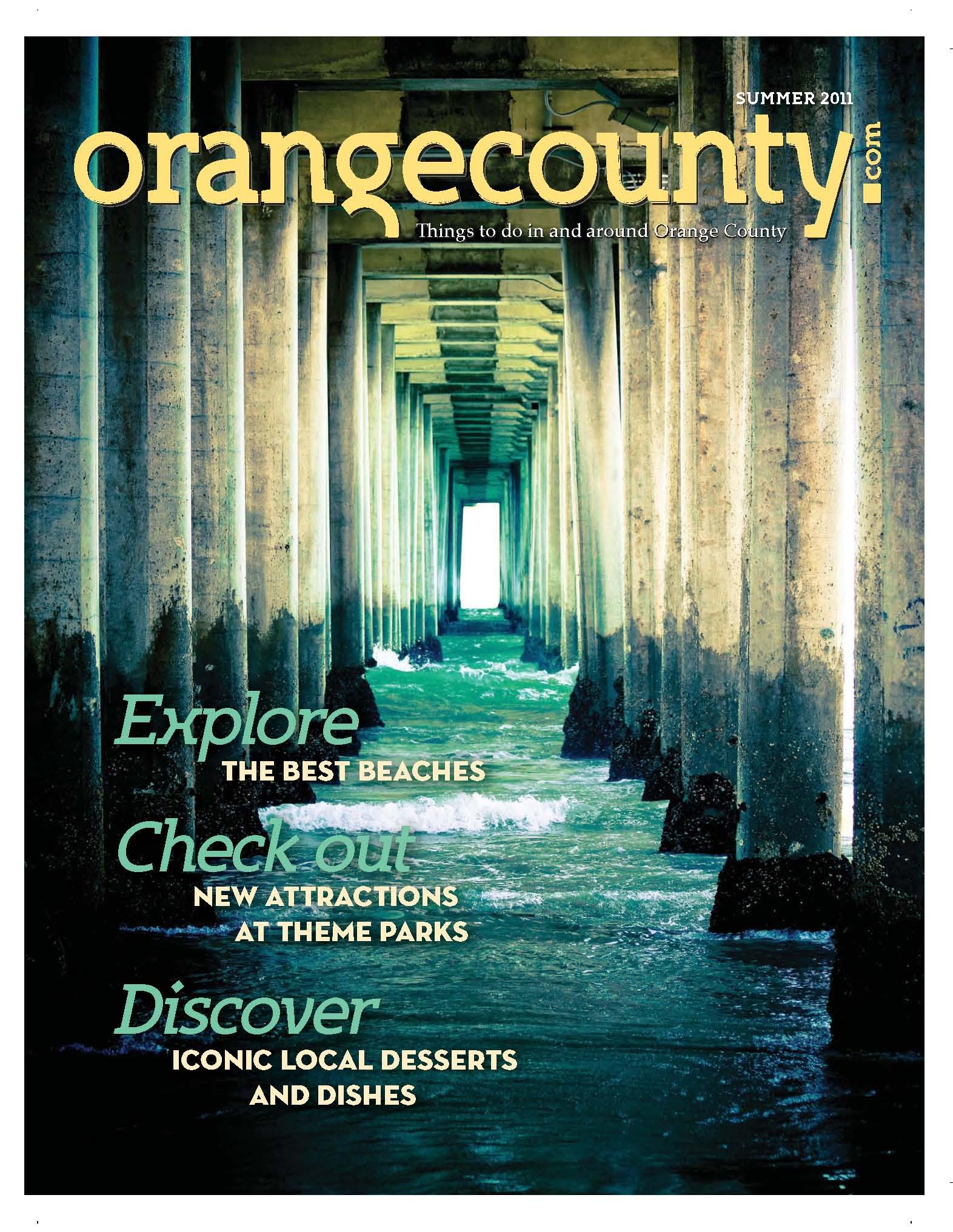 Cover of OC Magazine - June 2011 Issue