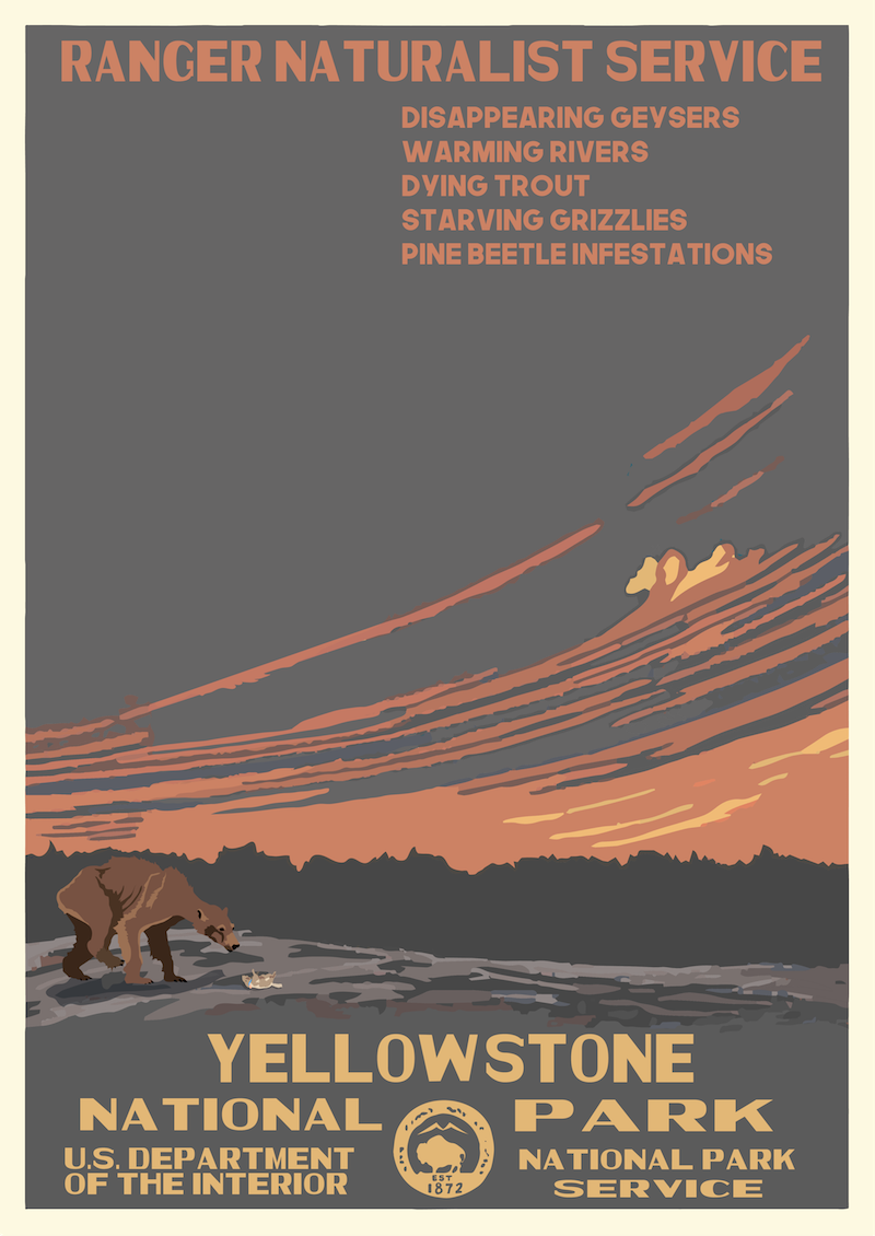 National Parks 2050: Yellowstone