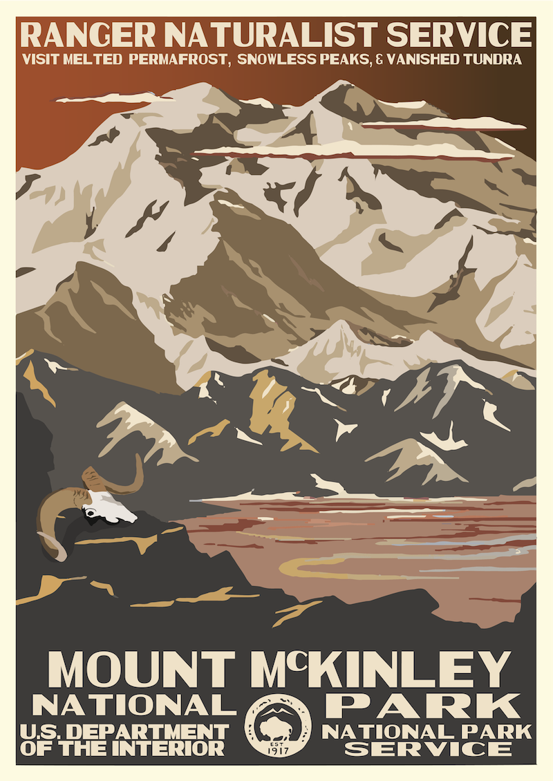 National Parks 2050: Denali