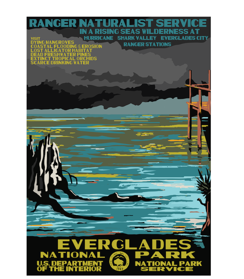 National Parks 2050: Everglades