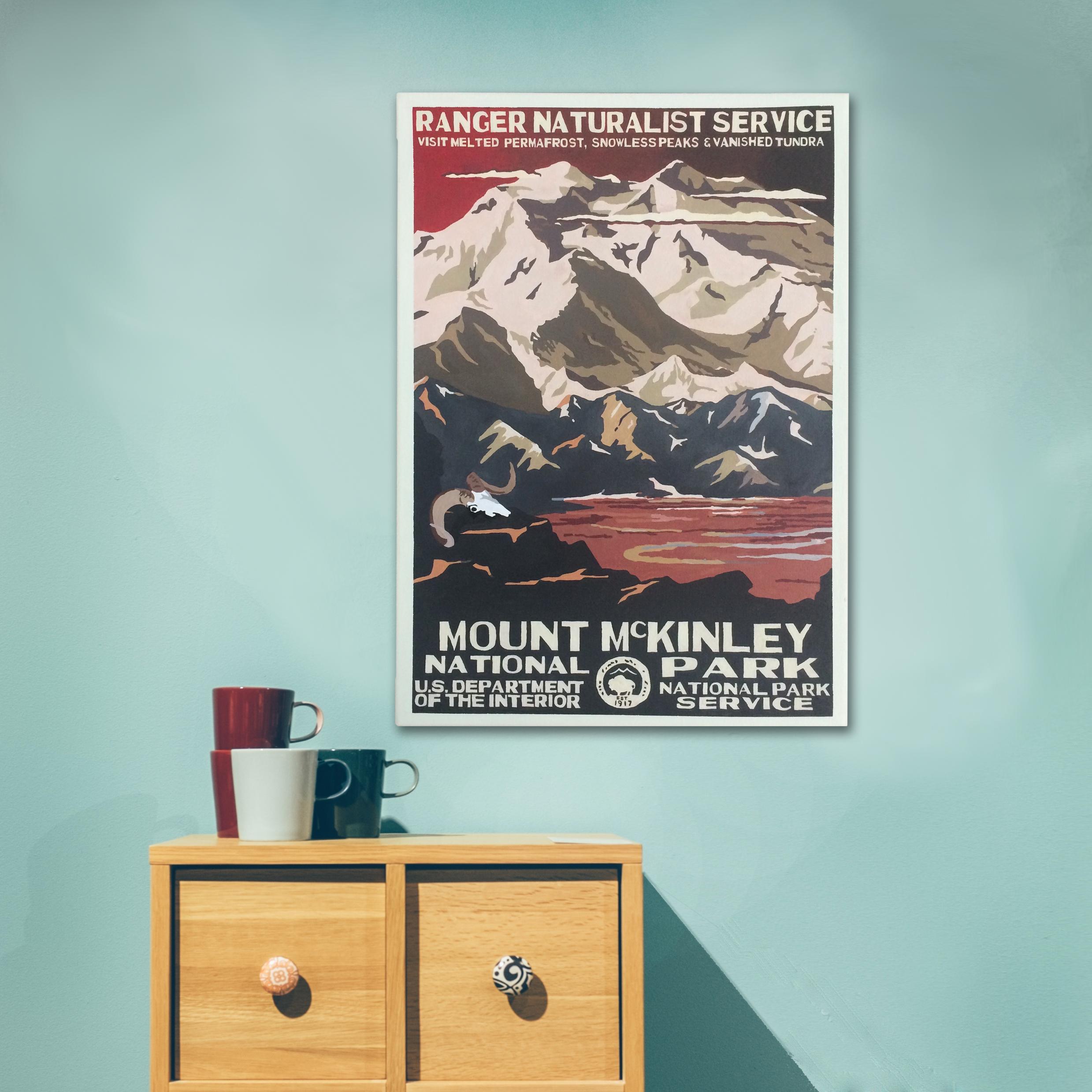National Parks 2050: Denali