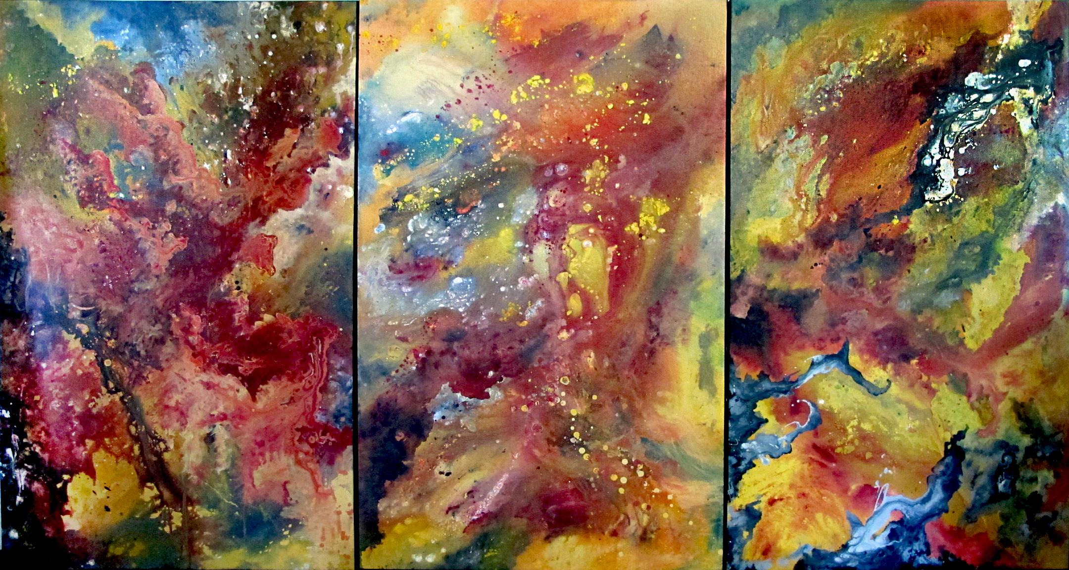Genesis Triptych