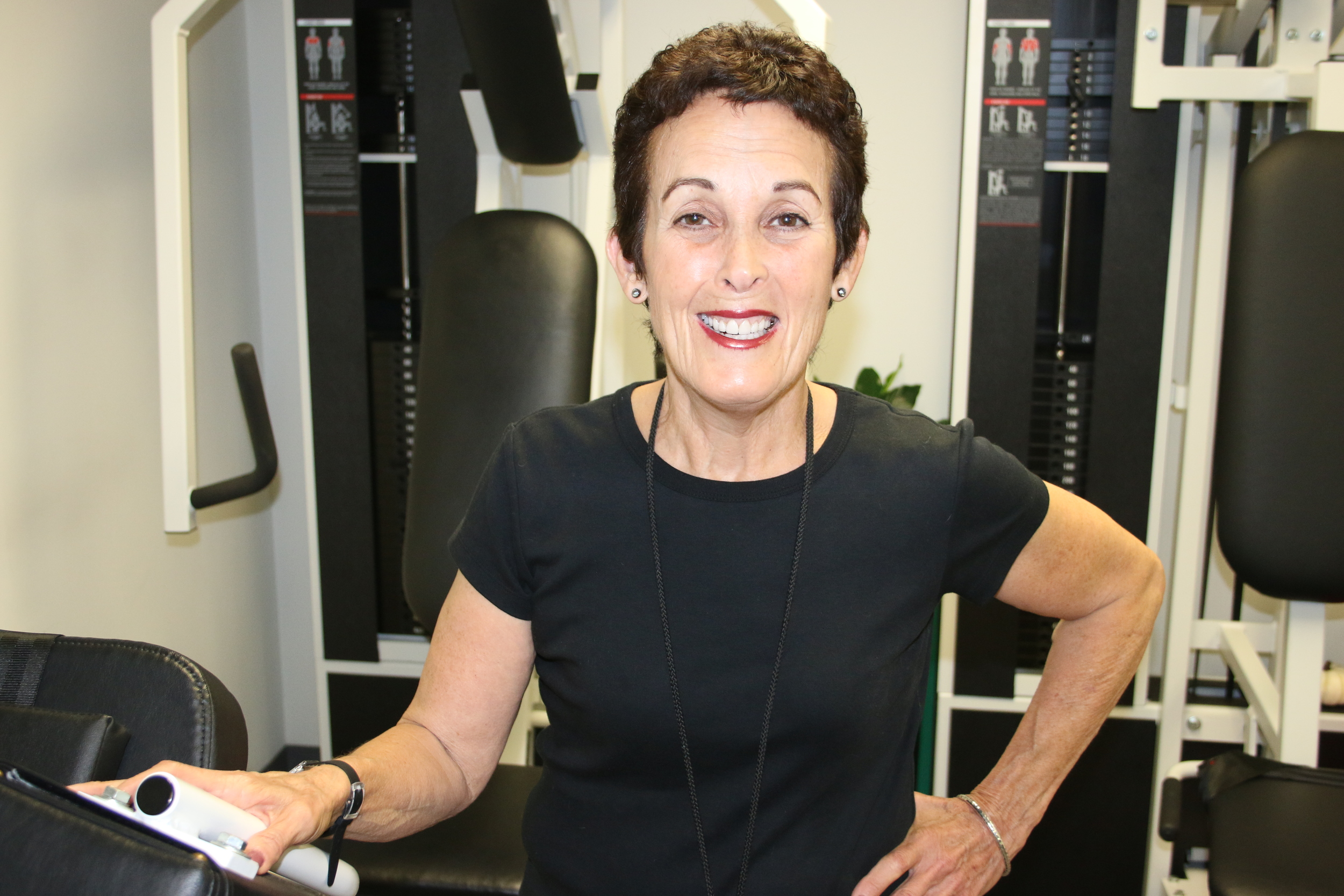 Linda, trainer who provides slow motion high intensity strength training in Encino, CA