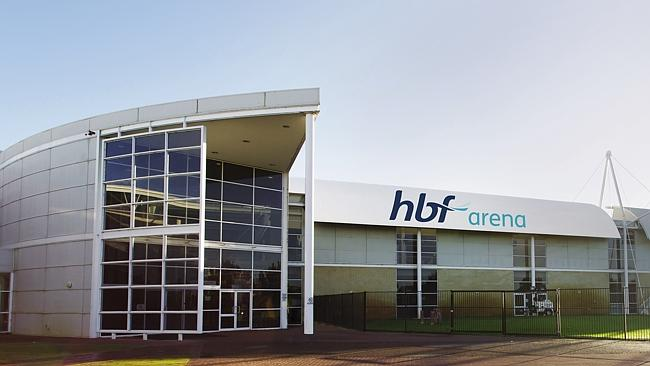 The HBF Arena (formerly Arena Joondalup).