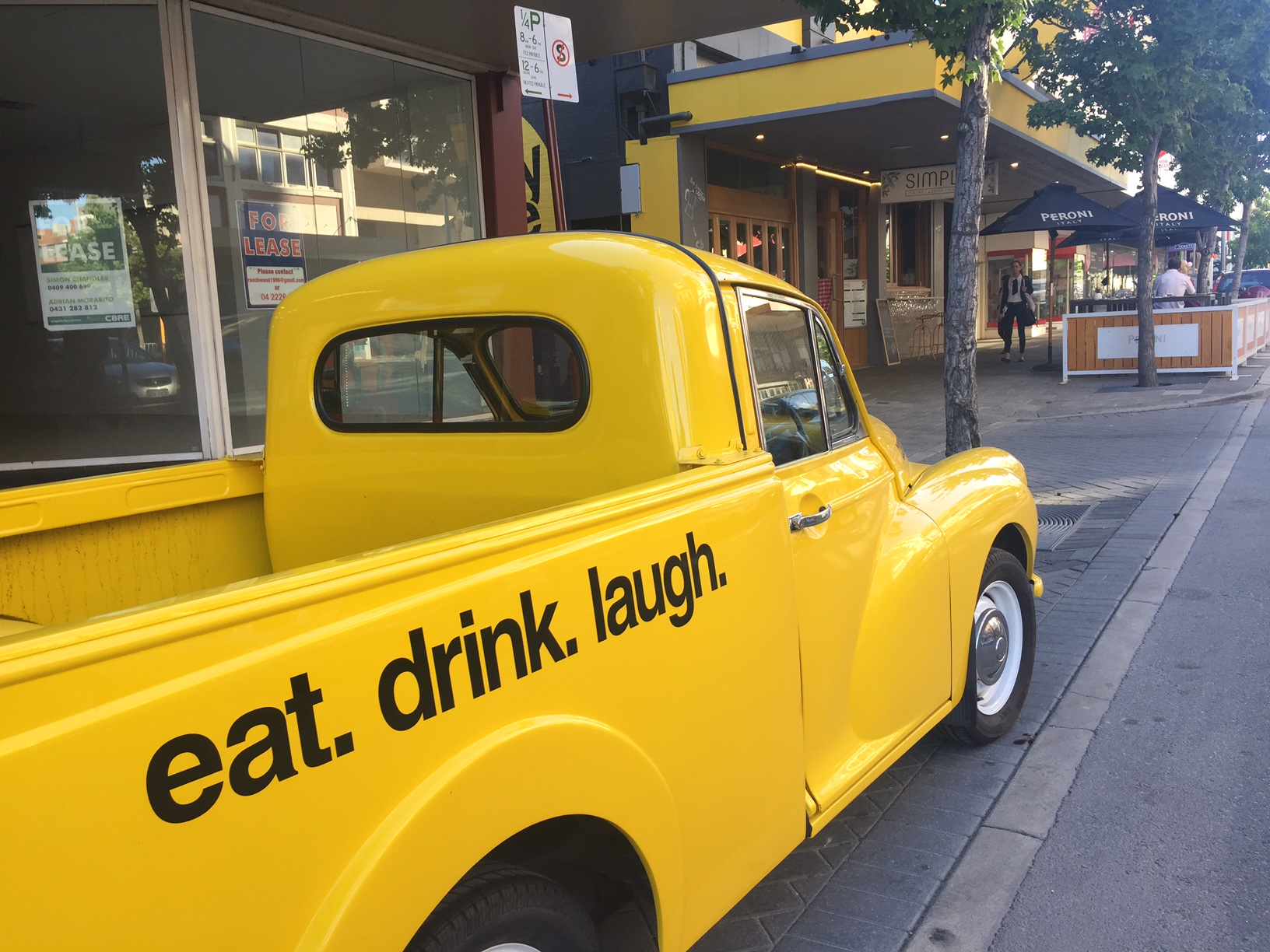 Eat Drink Laugh Hospitality Pos Point Of Sale Cash