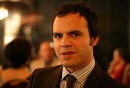 Iranian-Canadian blogger Hossein Derakhshan. Courtesy: PEN International.