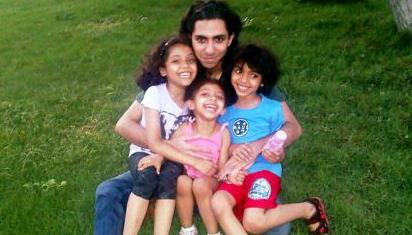 RaefBadawi-children