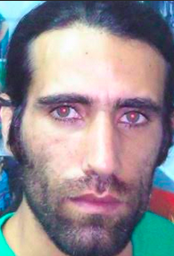Kurdish-Iranian journalist Behrouz Boochani, detained in Manus Island Immigration Detention Centre, PNG.