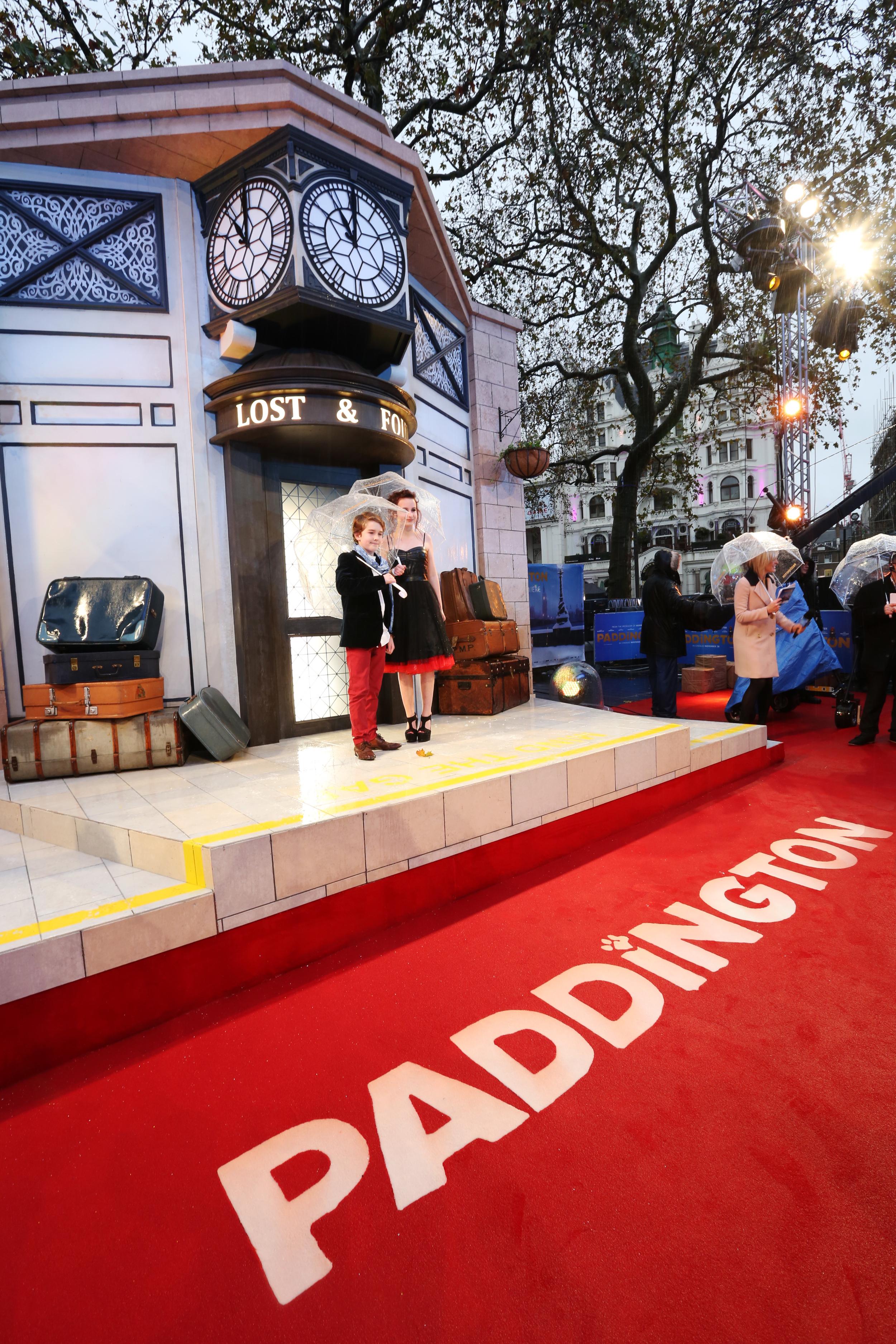 HEART Productions paddington premiere london