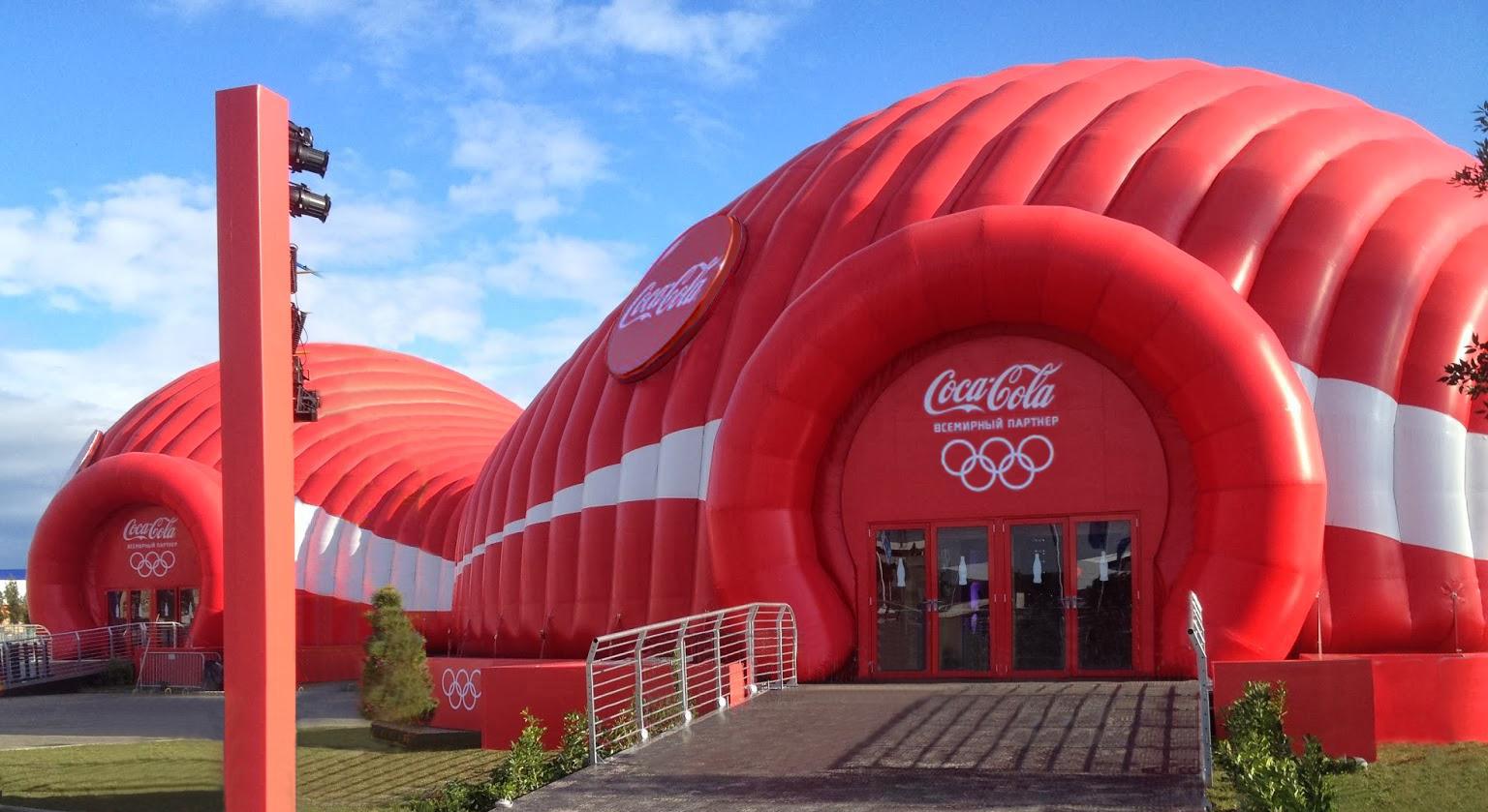 COCA-COLA SOCHI 2014 OLYMPIC SHOWCASE