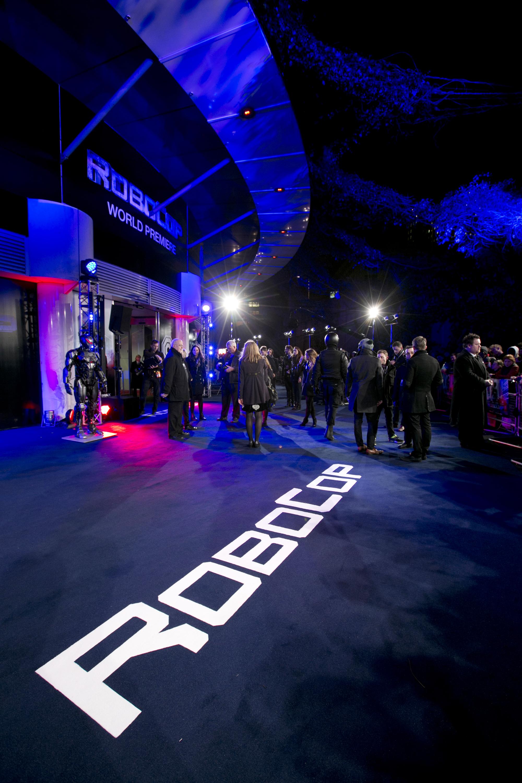 HEART Productions Robocop premiere london