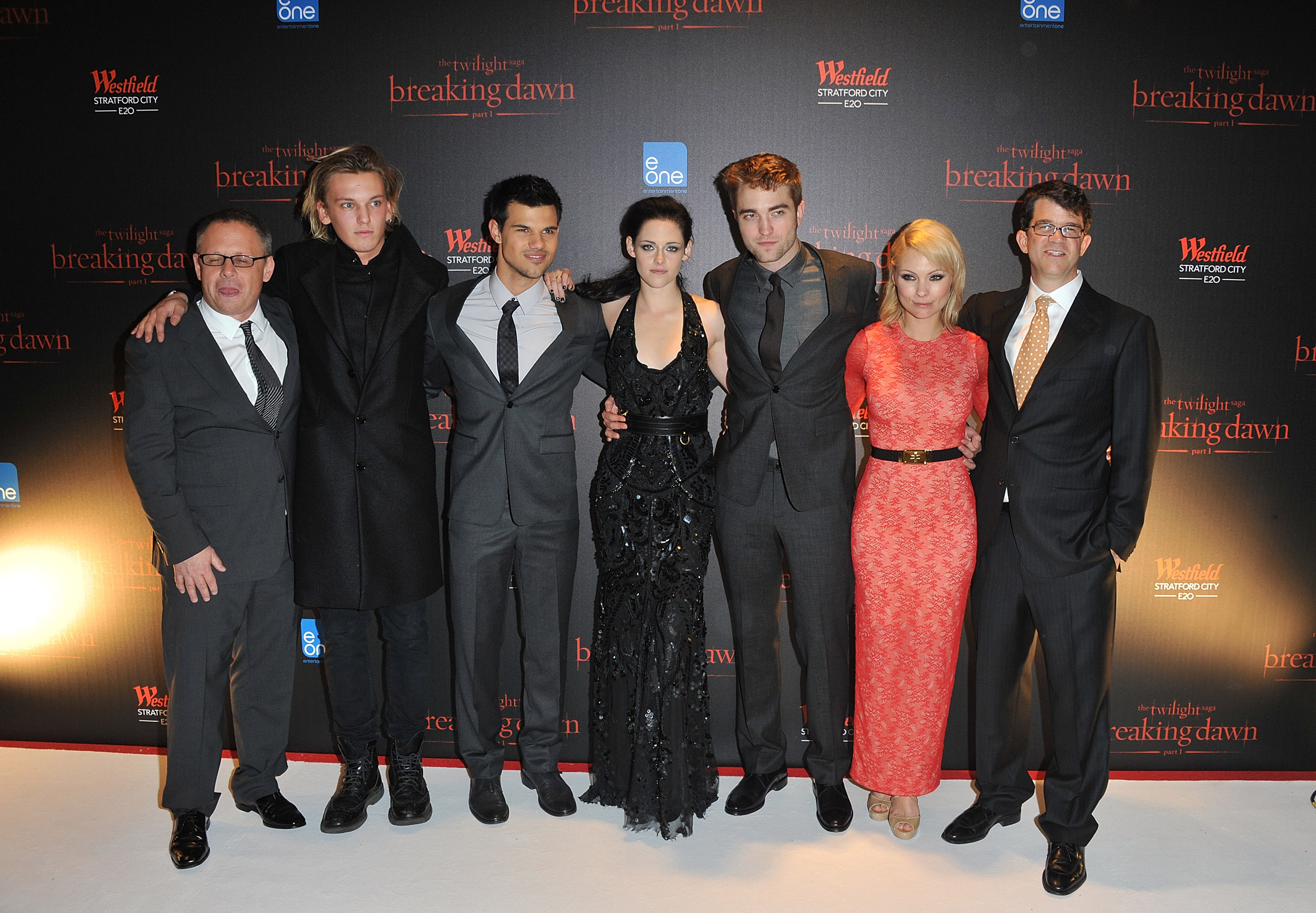 HEART Productions Twilight premiere london