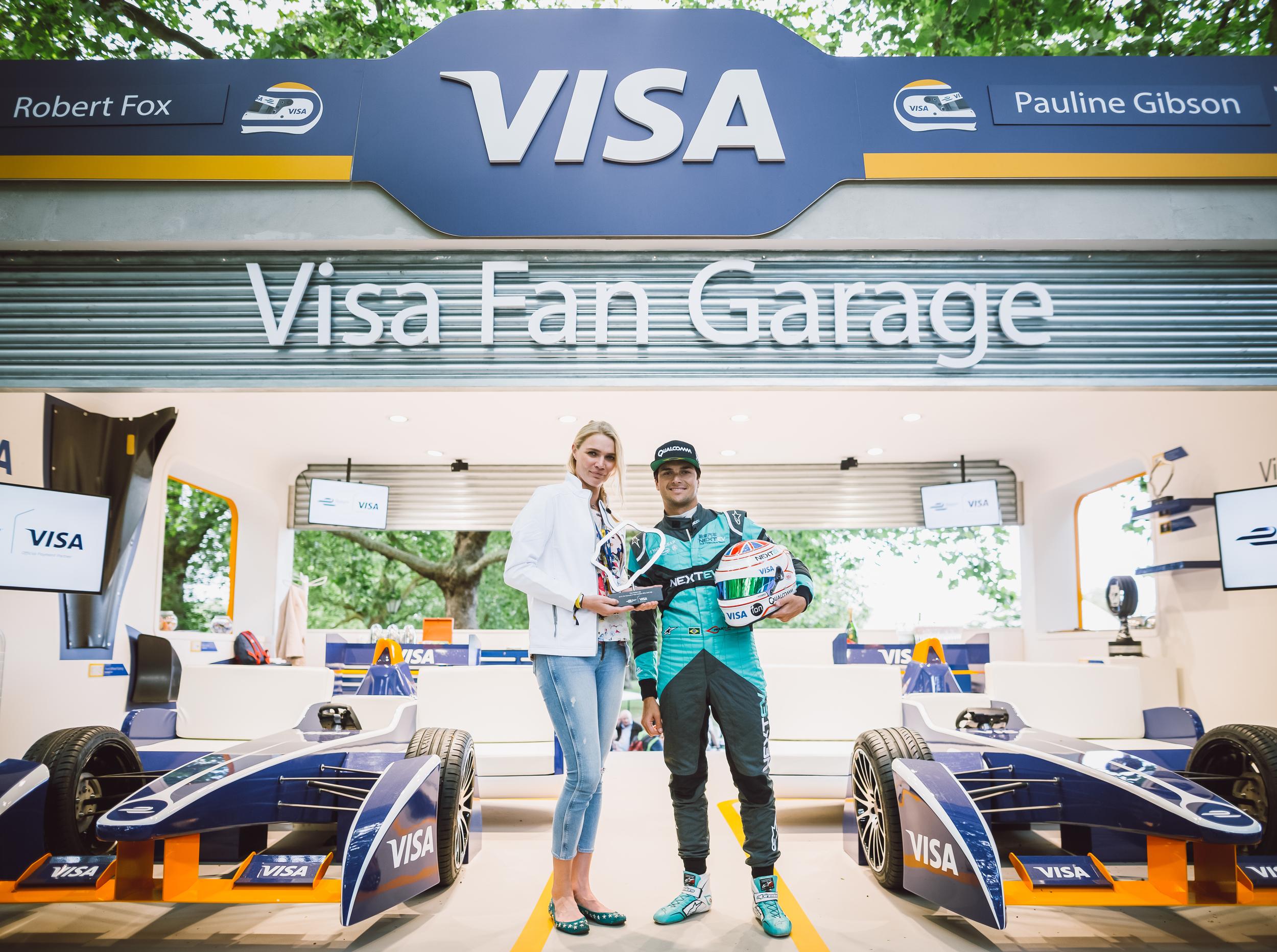 VISA Fan Radio - FIA Formula E Championship