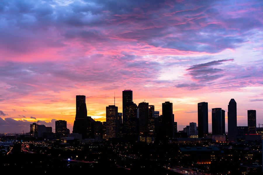 October 23, 2015 Sunrise Downtown