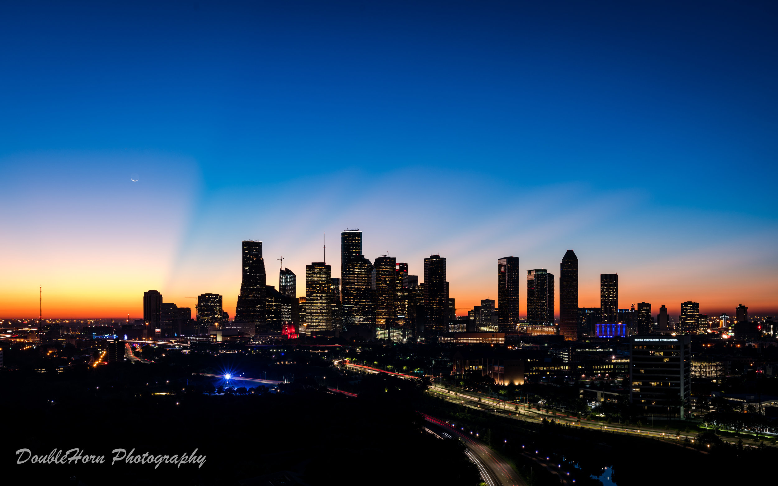 Houston Sunrise Clear Sky.jpg