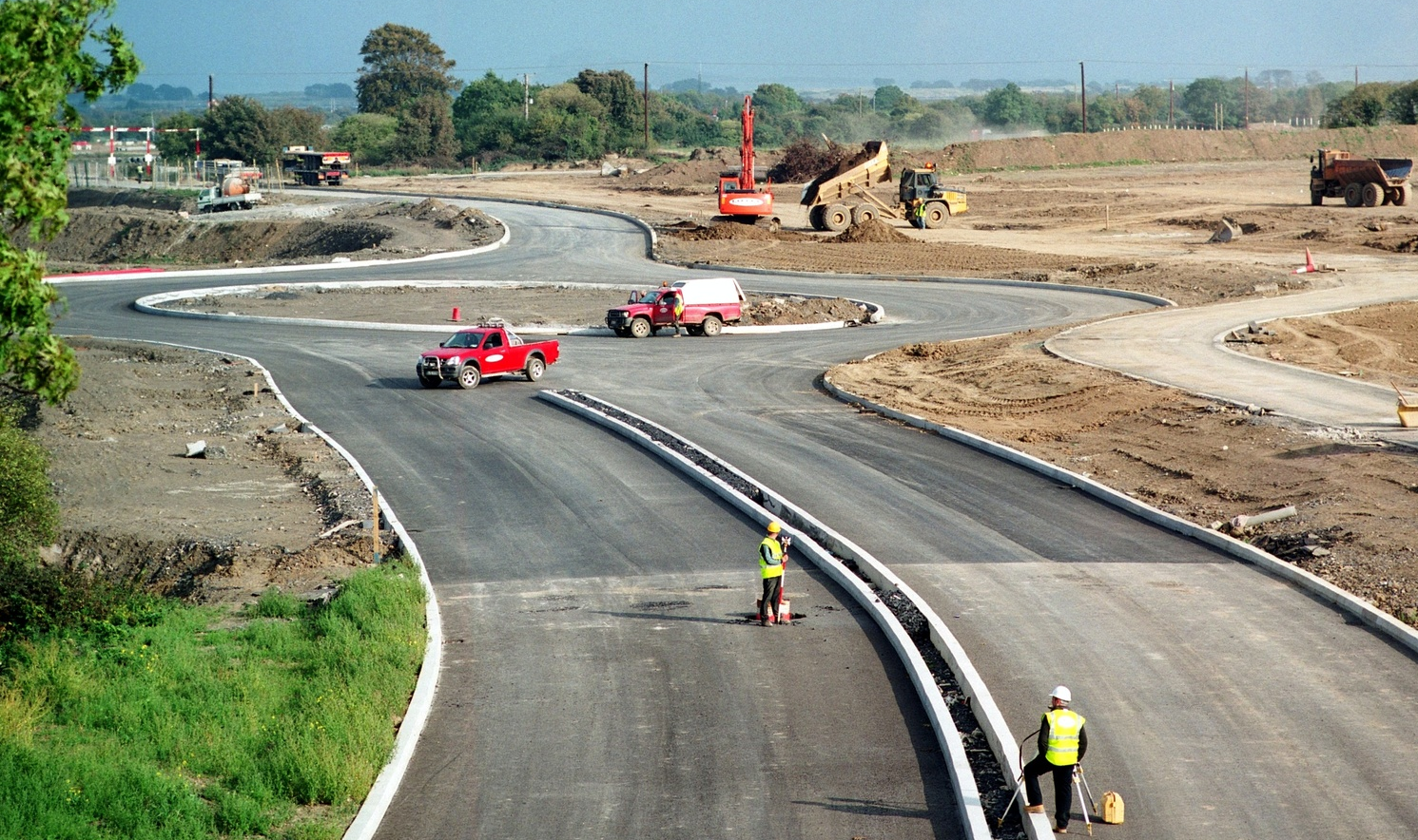 Road & Car Park Projects