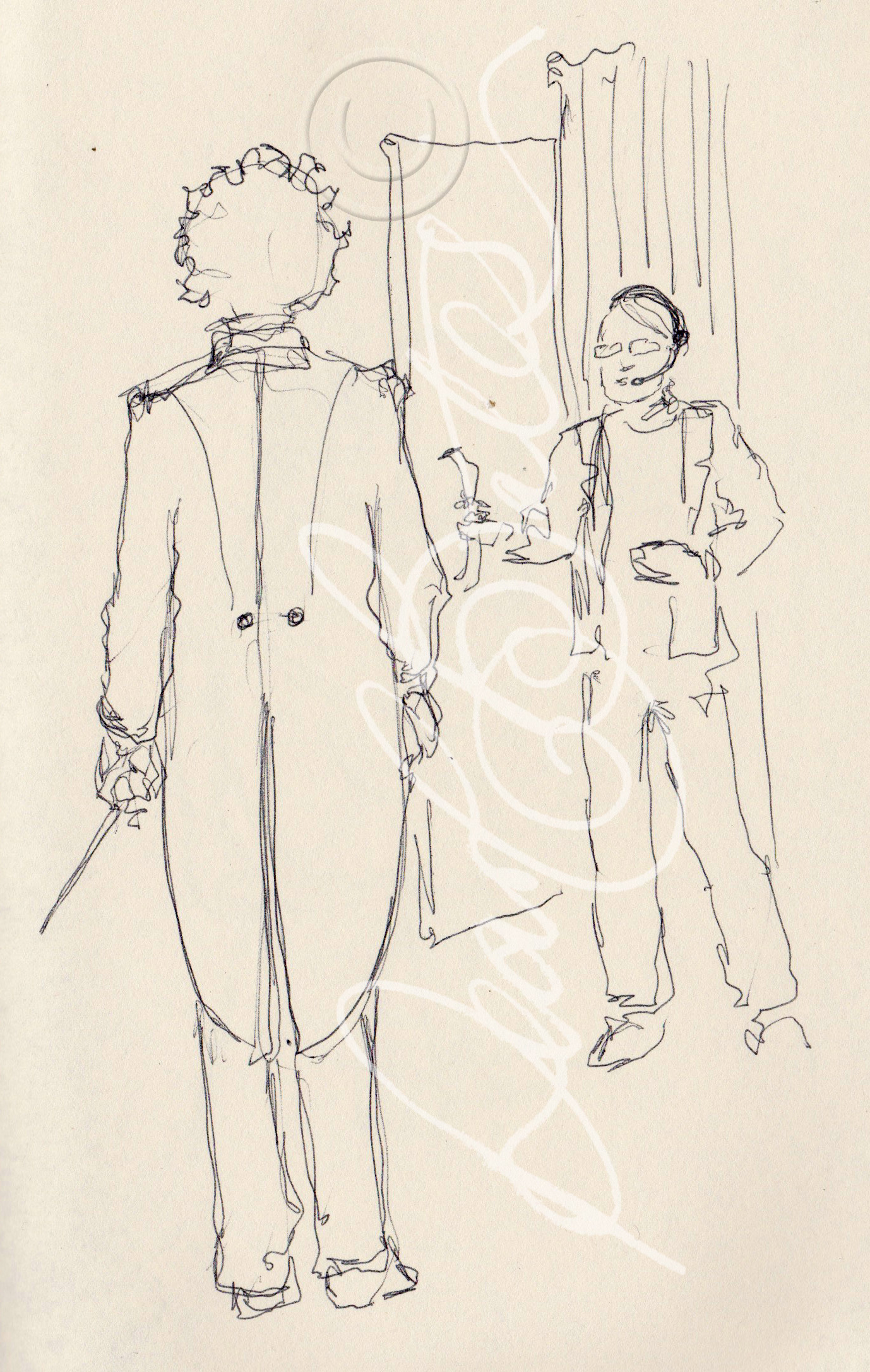 Robin and Tom
