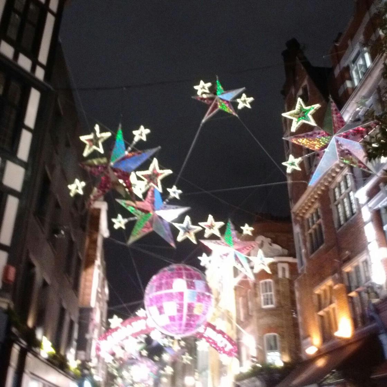 London Town...