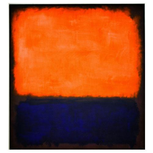 Mark Rothko,  Number 14