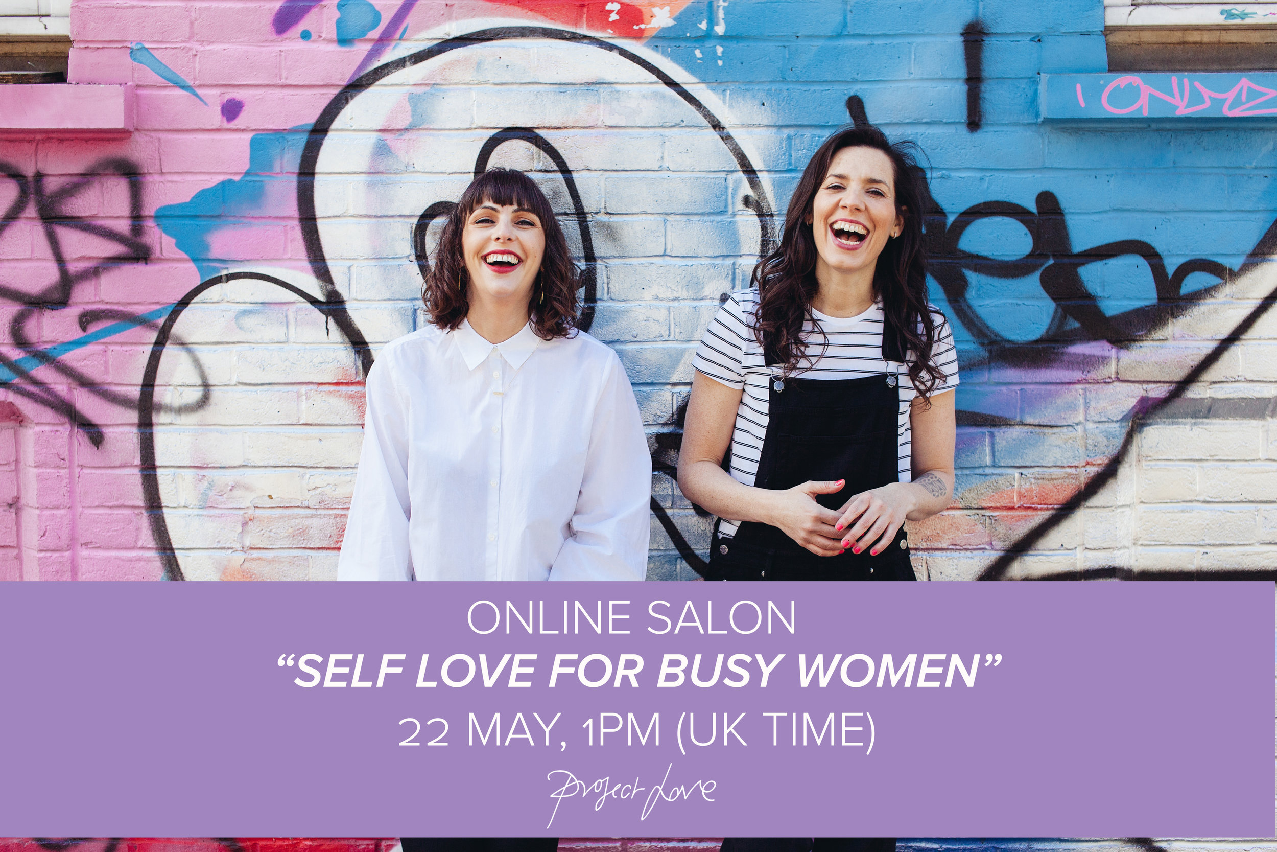 Project Love Salon - self-love-for-busy-women